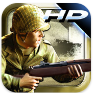 Die Brothers In Arms 2: Global Front HD App für Dein iPad