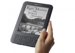 Deutschland-Start: Amazon Kindle rollt den E-Book-Markt auf