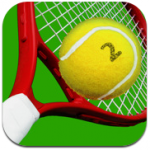 Hit Tennis 2 iPad App