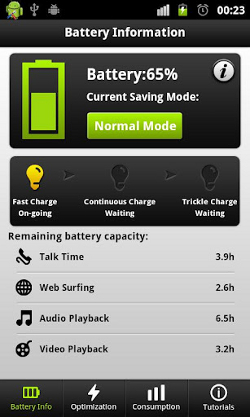 Easy Battery Saver - Android